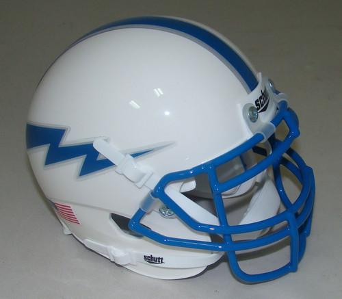 Air Force Falcons Schutt Mini Authentic Football Helmet