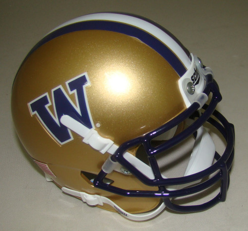 Washington Huskies Schutt Mini Authentic Football Helmet