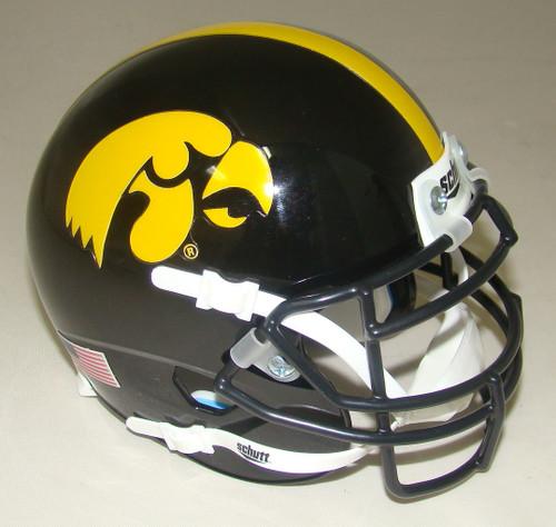Iowa Hawkeyes Schutt Mini Authentic Football Helmet