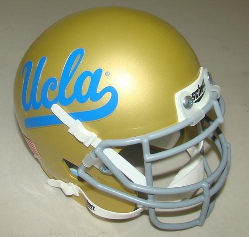 UCLA Bruins Schutt Mini Authentic Football Helmet