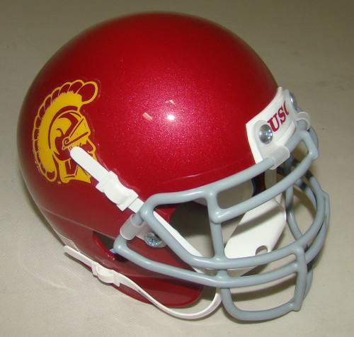USC Trojans Schutt Mini Authentic Football Helmet