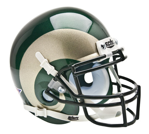 Colorado State Rams Schutt Mini Authentic Football Helmet