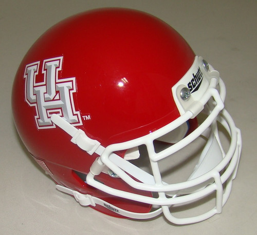 Houston Cougars Schutt Mini Authentic Football Helmet