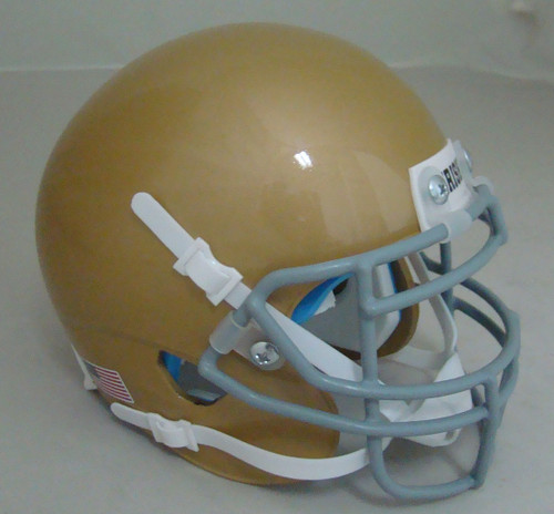 Notre Dame Fighting Irish Schutt Mini Authentic Football Helmet