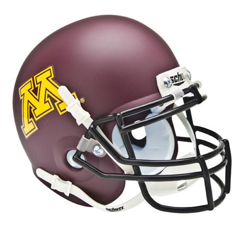 Minnesota Golden Gophers Schutt Mini Authentic Football Helmet