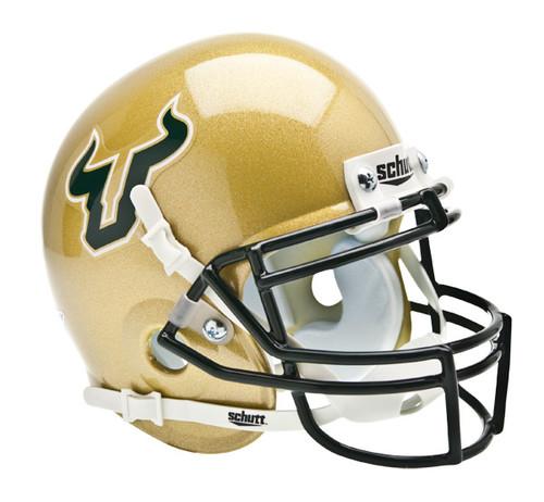 South Florida Bulls Schutt Mini Authentic Football Helmet