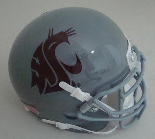 Washington State Cougars Schutt Mini Authentic Football Helmet