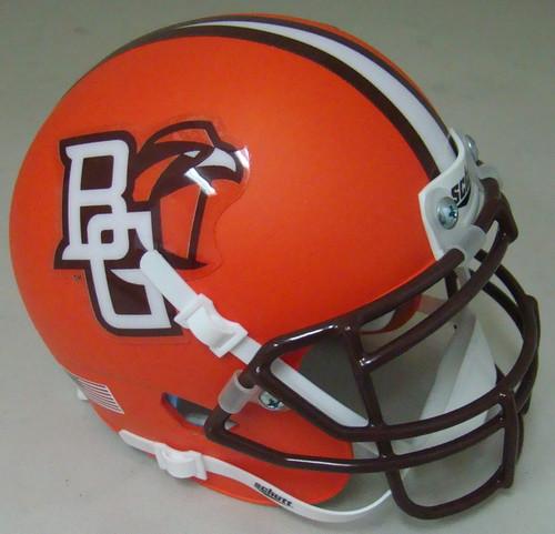 Bowling Green Falcons Schutt Mini Authentic Football Helmet