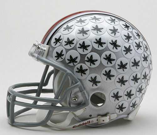 Ohio State Buckeyes NCAA Riddell Mini Helmet