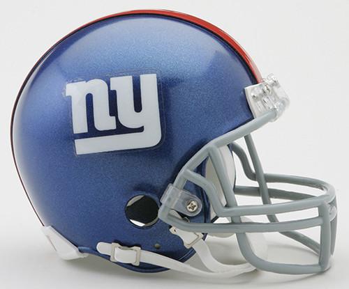 New York Giants Riddell Mini Helmet