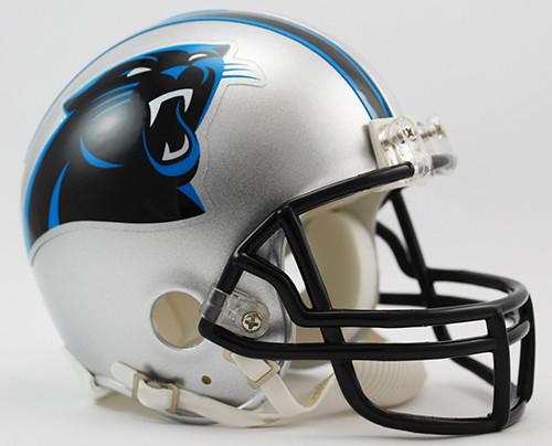 Carolina Panthers Riddell Mini Helmet