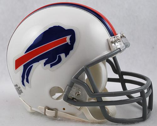 Buffalo Bills 2011-2020 Throwback Riddell Mini Football Helmet