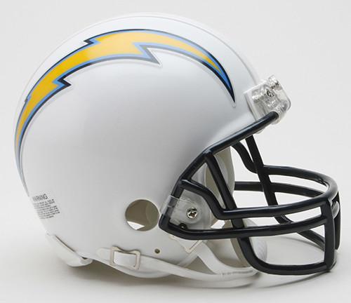 Los Angeles Chargers 2007-2018 Riddell Mini Football Helmet