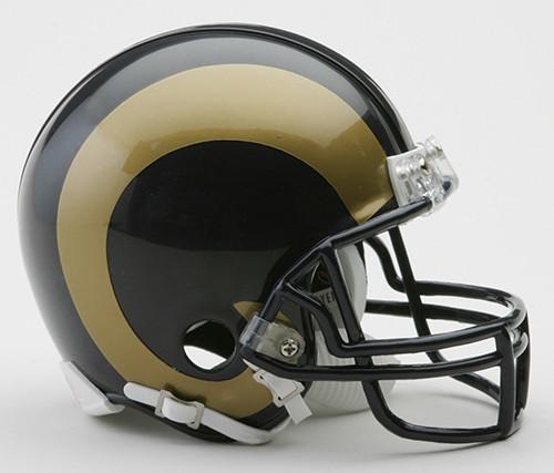 Los Angeles Rams 2000-2016 Riddell Mini Helmet