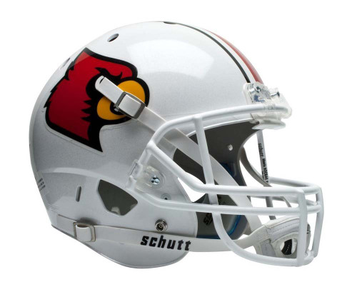 Louisville Cardinals Schutt Full Size Replica XP Football Helmet