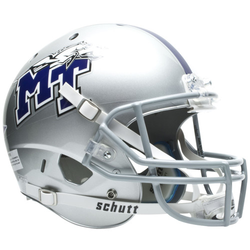 Middle Tennessee State Blue Raiders Schutt Full Size Replica XP Football Helmet
