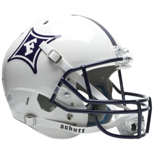 Furman Paldins Schutt Full Size Replica XP Football Helmet