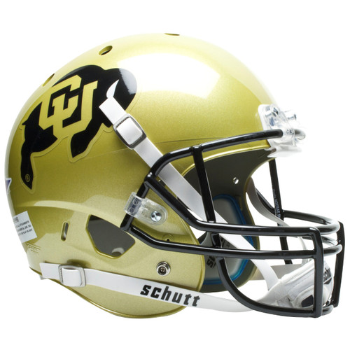 Colorado Buffaloes Schutt Full Size Replica XP Football Helmet
