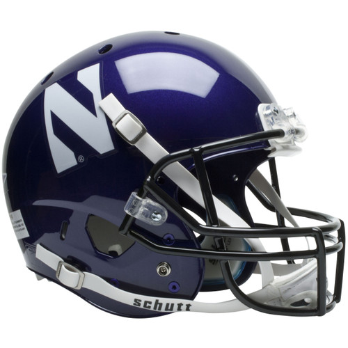 Northwestern Wildcats Schutt Full Size Replica XP Football Helmet
