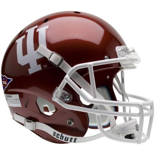 Indiana Hoosiers Schutt Full Size Replica XP Football Helmet