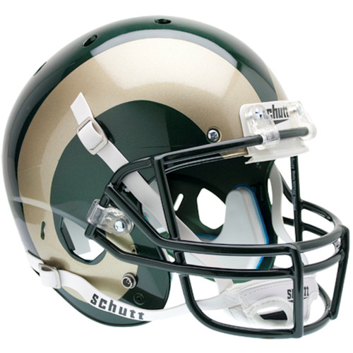 Colorado State Rams Schutt Full Size Replica XP Football Helmet