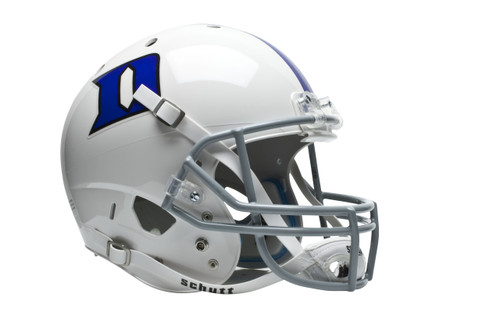 Duke Blue Devils Schutt Full Size Replica XP Football Helmet