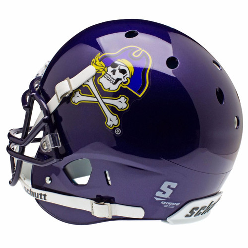 ECU East Carolina Pirates Schutt Full Size Replica XP Football Helmet
