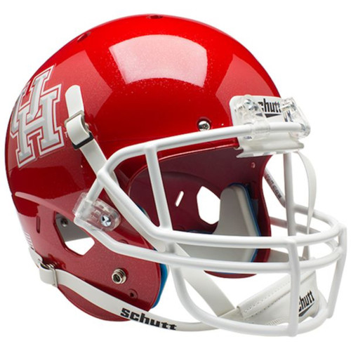 Houston Cougars Schutt Full Size Replica XP Football Helmet
