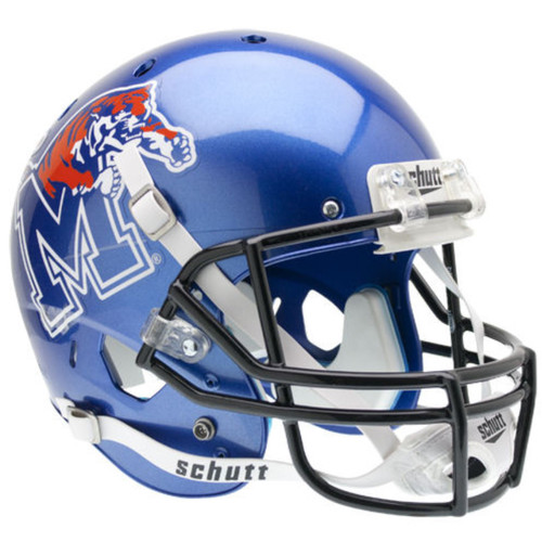 Memphis Tigers Schutt Full Size Replica XP Football Helmet