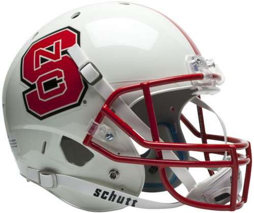 North Carolina State Wolfpack Schutt Full Size Replica XP Football Helmet