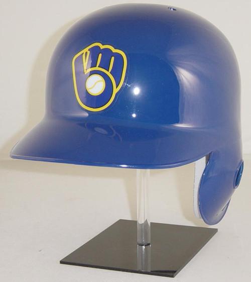 Milwaukee Brewers Rawlings LEC Throwback Full Size Baseball Batting Helmet
