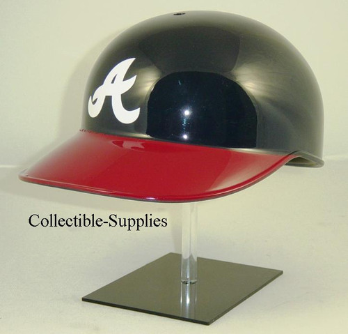 Atlanta Braves Navy/Red Home Rawlings Classic NEC Full Size Baseball Batting Helmet
