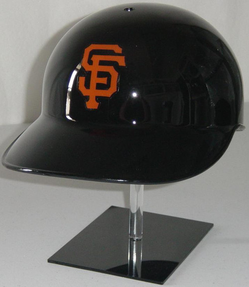 San Francisco Giants Rawlings Classic NEC Full Size Baseball Coaches or Catchers Batting Helmet
