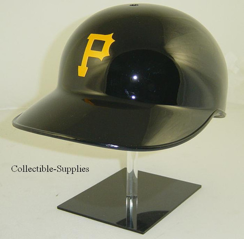 Pittsburgh Pirates Rawlings Classic NEC Full Size Baseball Coaches or Catchers Helmet