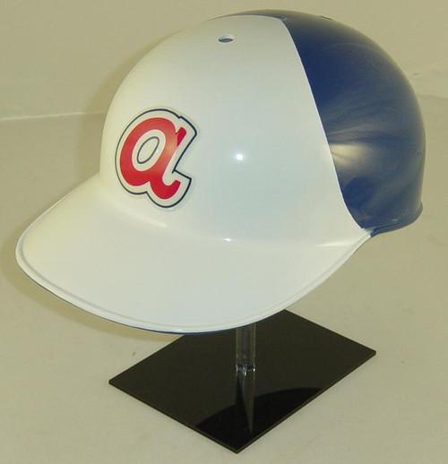Braves Rawlings Throwback Full Size Baseball Batting Helmet