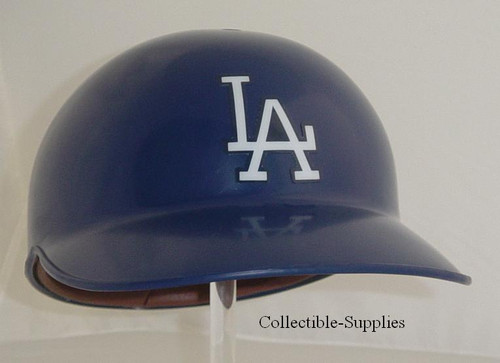 Los Angeles Dodgers Rawlings Throwback Full Size Baseball Batting Helmet