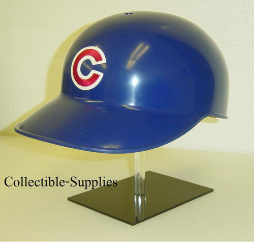 Chicago Cubs Rawlings Throwback Full Size Baseball Batting Helmet