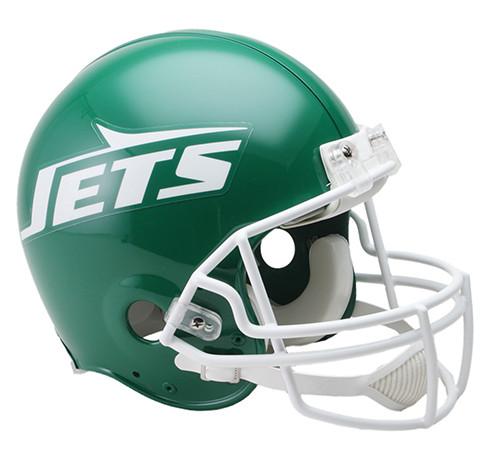 New York Jets 1978-89 Throwback Riddell Full Size Authentic Helmet