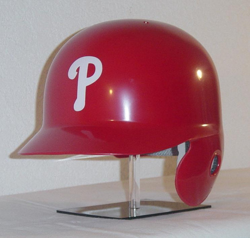 Philadelphia Phillies Rawlings Classic LEC Full Size Baseball Batting Helmet