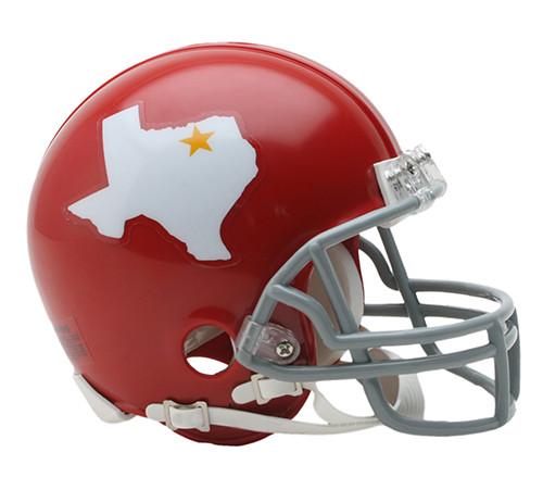 Dallas Texans / KC Chiefs 1960-62 Riddell Mini Helmet