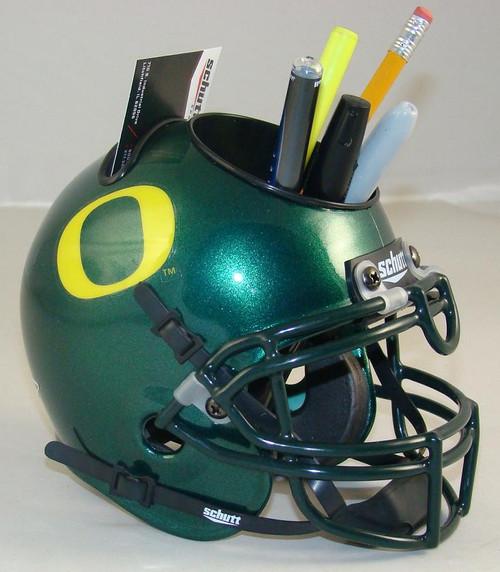 Oregon Ducks Mini Helmet Desk Caddy by Schutt