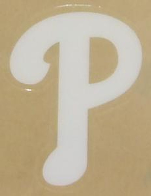 PHILADELPHIA PHILLIES FULL SIZE HELMET 3M STICKER DECAL