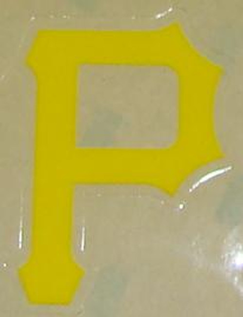 PITTSBURGH PIRATES FULL SIZE HELMET 3M STICKER DECAL
