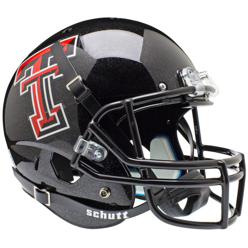 Texas Tech Red Raiders Schutt Full Size Replica XP Football Helmet