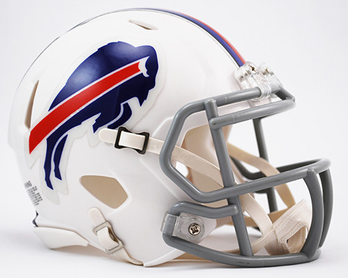 Buffalo Bills 2011-2020 Revolution SPEED Mini Football Helmet