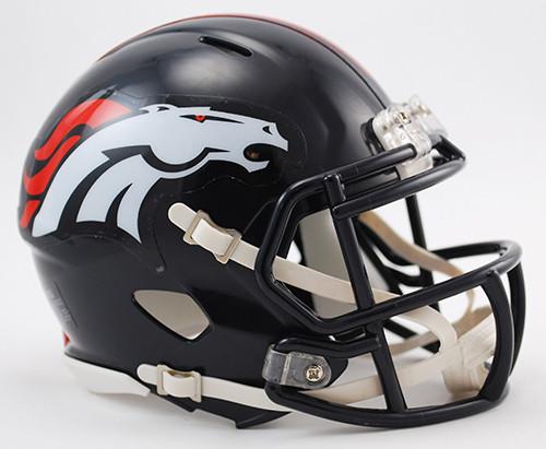 Denver Broncos Revolution SPEED Mini Helmet