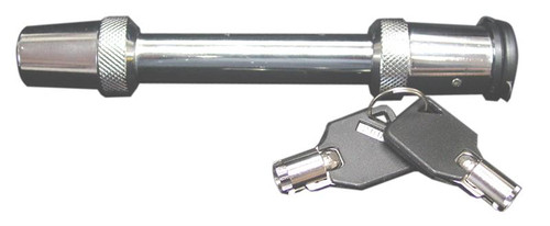 TRUCK TRAILER TOW HITCH COVER KEY LOCK PIN WITH 2 KEYS