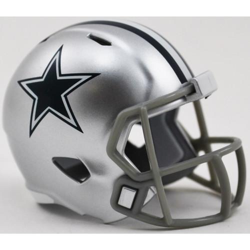 Dallas Cowboys Revolution Mini Pocket Pro Helmet