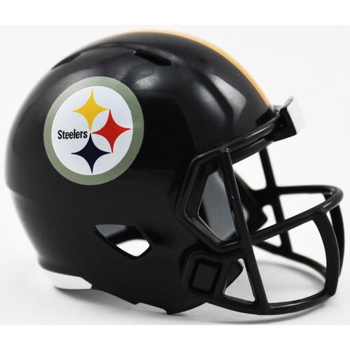 Pittsburgh Steelers Revolution Mini Pocket Pro Helmet