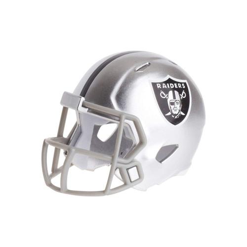 Las Vegas Raiders Revolution Mini Pocket Pro Helmet